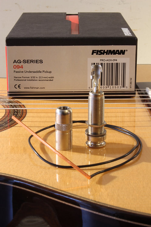 Fishman AG-Series 094 passief piëzo-element klassiek