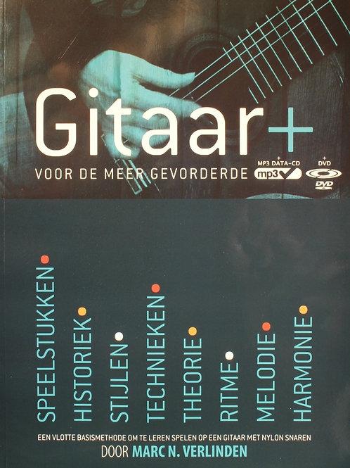 Gitaar+ voor de gevorderde: Marc Verlinden