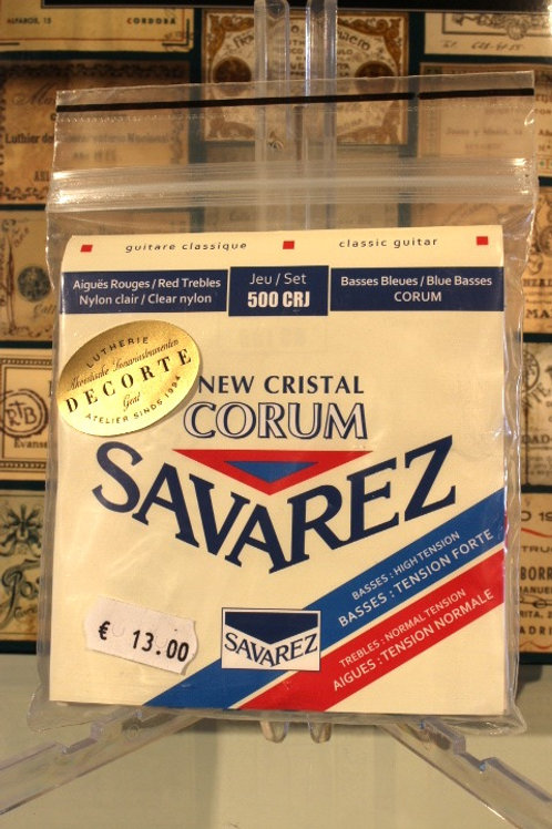 Savarez 500CRJ Corum New Cristal Mixed