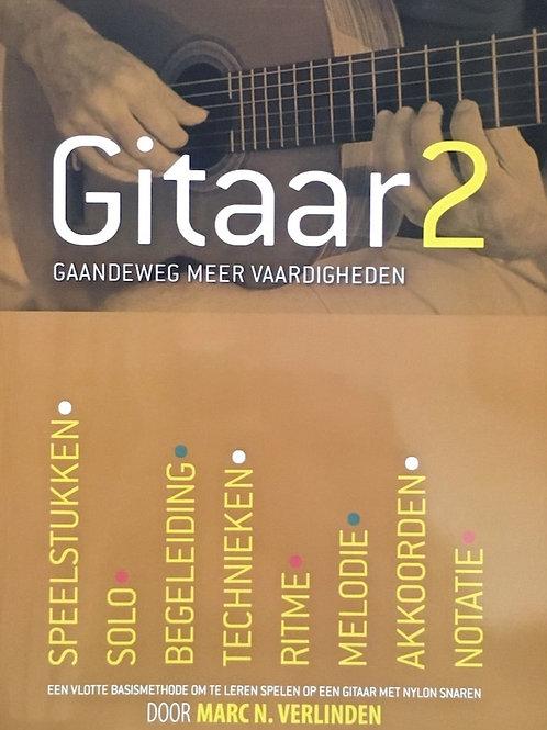 Gitaar 2 Marc Verlinden - Gitaarmethode
