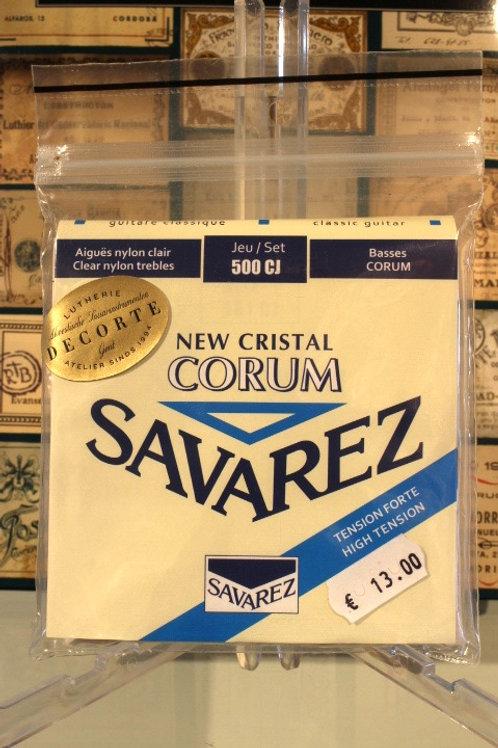 Savarez 500CJ Corum New Cristal HT