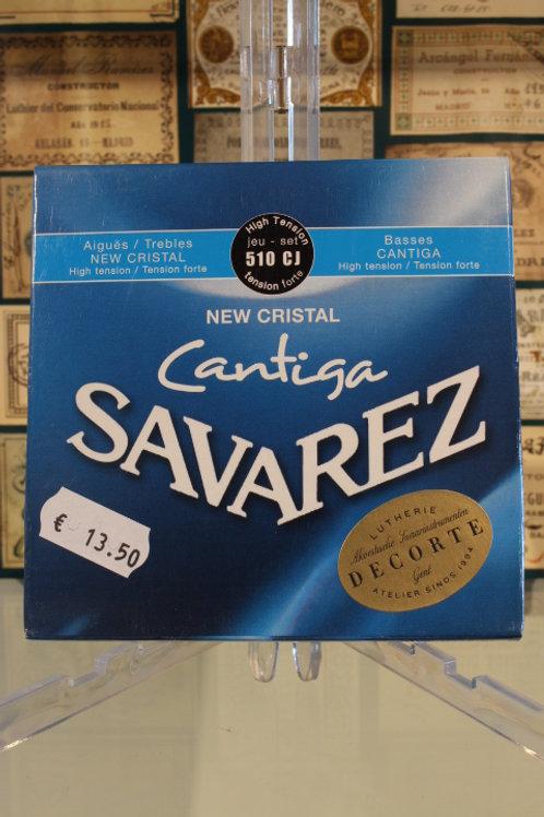 Savarez 510 CJ CANTIGA New Cristal HT