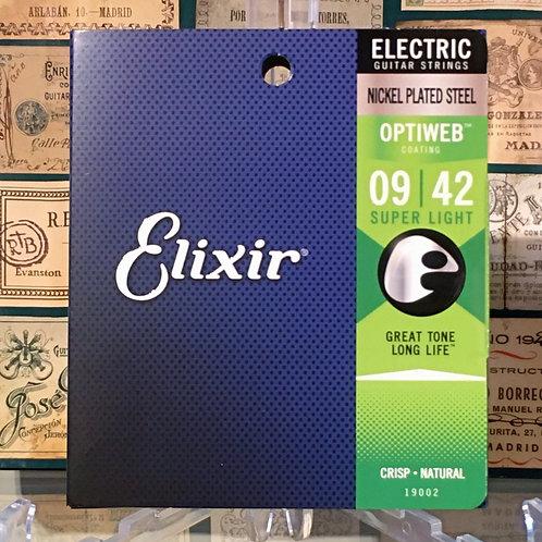 Elixir elektrisch 09/42 Optiweb