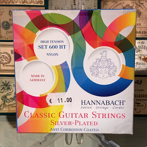 Hannabach 600 HT Coated High Tension