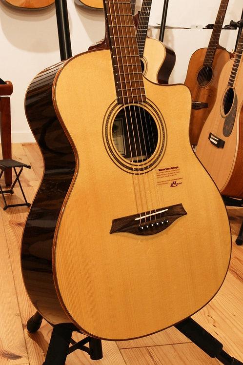 Mayson Luthier M5/S CE vuren bovenblad LR Baggs piëzo