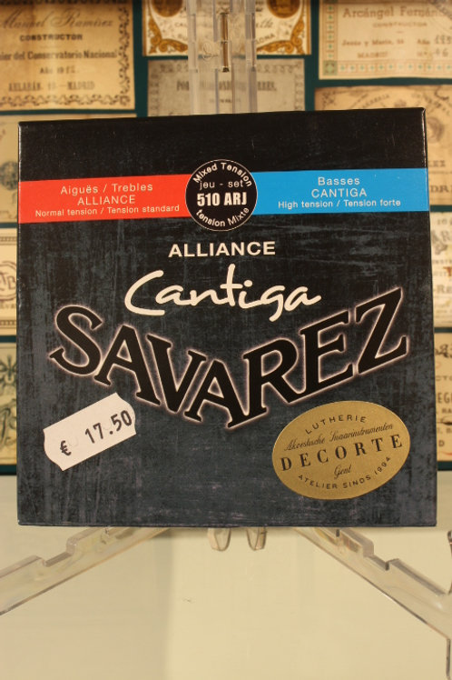 Savarez 510ARJ CANTIGA Alliance Mixed