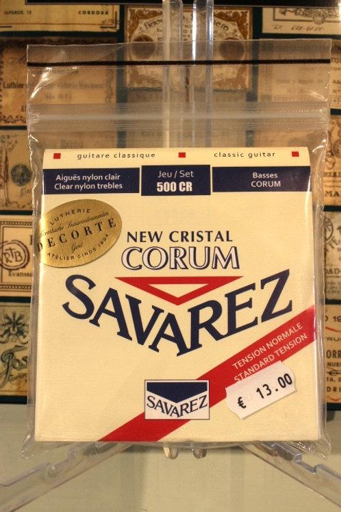 Savarez 500CR Corum New Cristal NT