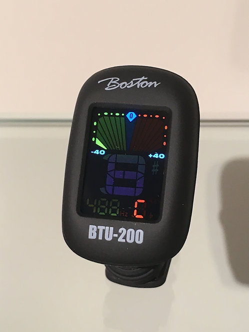 stembakje clip-on tuner Boston