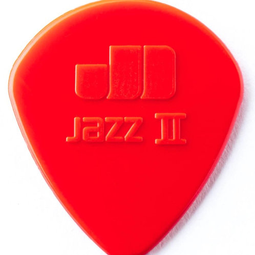 Dunlop NYLON Jazz II 1,18mm ROOD