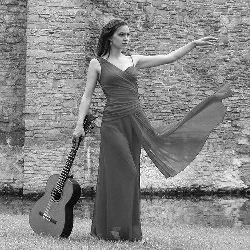 10 x klassieke gitaar/zang met Esther Verheye