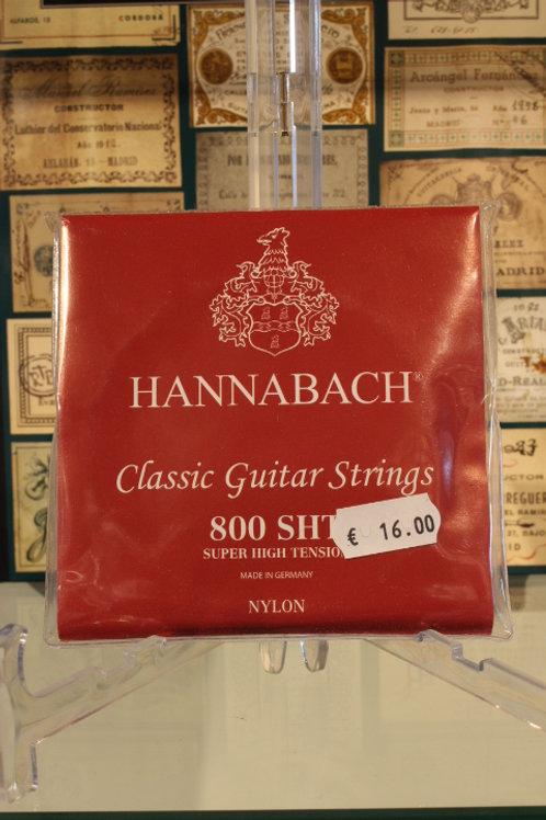 Hannabach 800 SHT Nylon Super High Tension