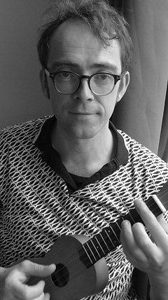 Workshop ukelele met Dieter Vanfleteren