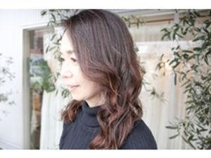 スロウカラー、slow,白髪染め、グレイカラー、TOKIO,髪質改善