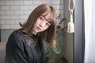 滋賀、南草津の美容院の美容師求人写真。美容専門学生用/店内に撮影機材完備