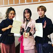 滋賀、南草津の美容院の美容師求人写真。美容専門学生用。コンテストで多数入賞、優勝