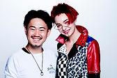 滋賀、南草津の美容院の美容師求人写真。美容専門学生用。業界誌に掲載。ヘアメイク