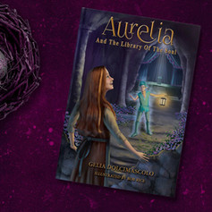 Aurelia and the Library of the Soul