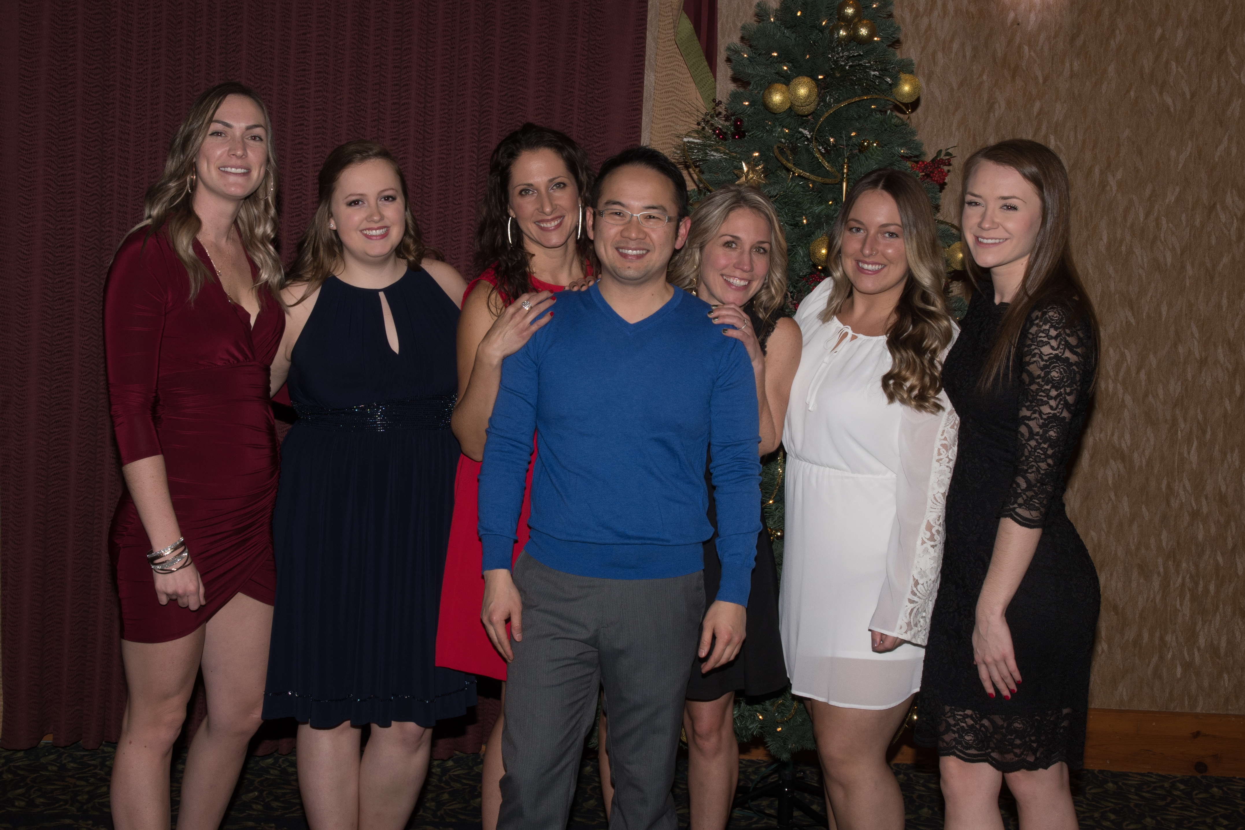 Dr. Chong's Hygiene team 2018