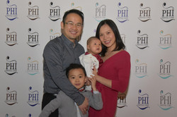 Dr. Lawrence Chong and Family