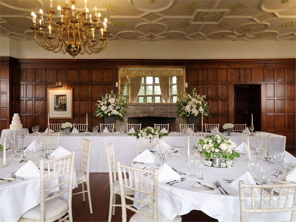 Eastwell Manor Wedding Day