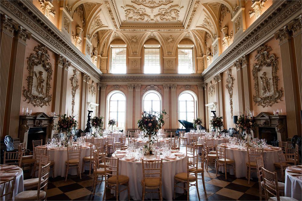 Wedding DJ Ragley Hall
