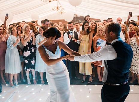 Dorton House wedding June 2018