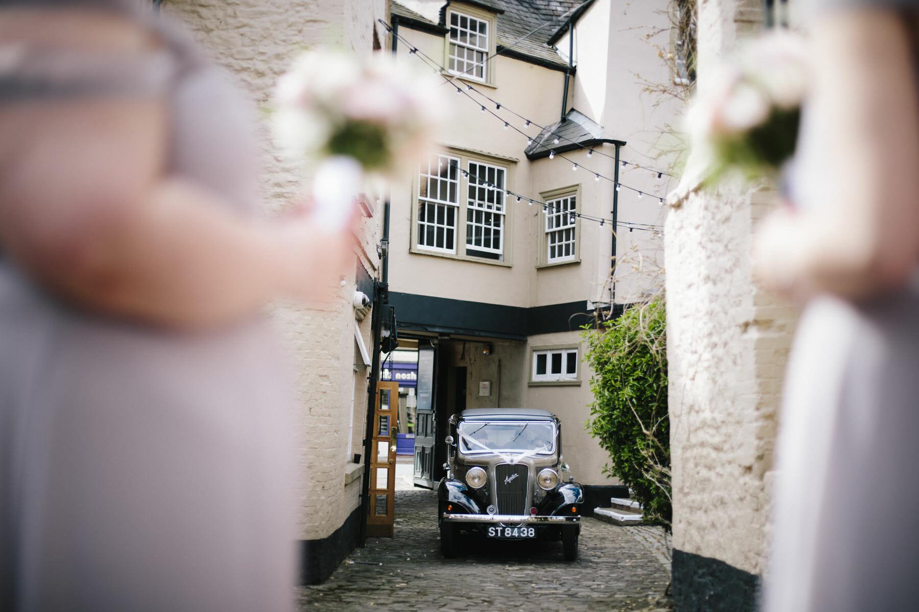 Crown & Thistle Wedding Venue : Abingdon