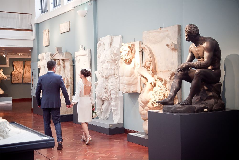 Ashmolean Museum wedding venue