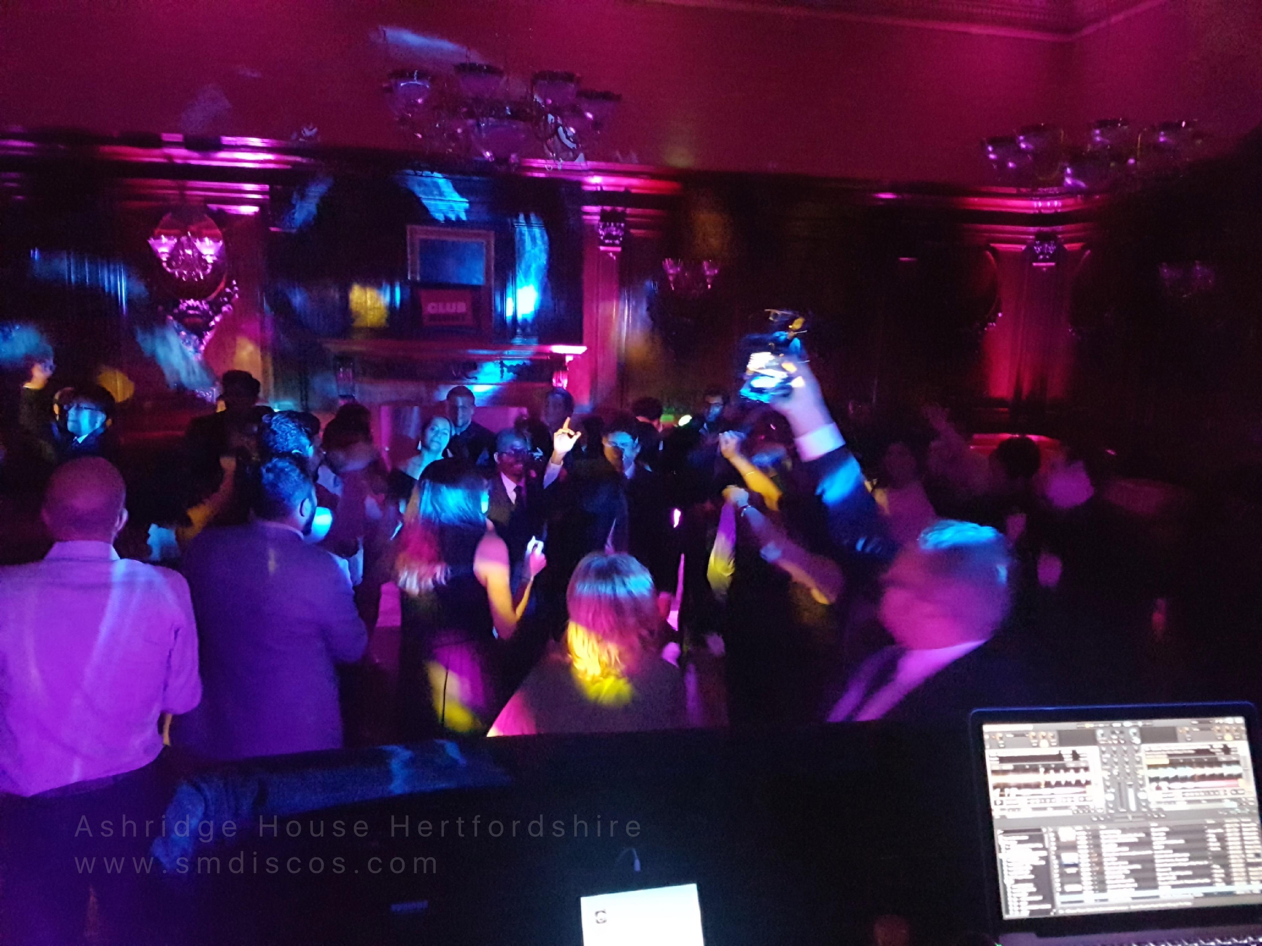 Hertford DJ Ashridge House