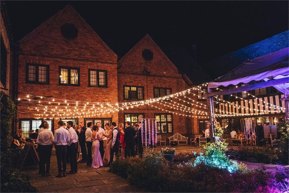 Brinsop Court Manor House weddings