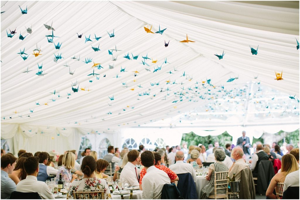 Tournerbury Woods wedding P.A System