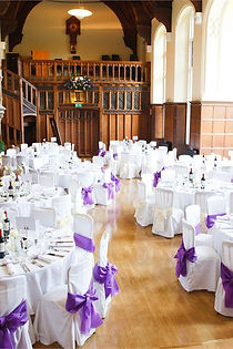 Shiplake College Wedding Breakfast