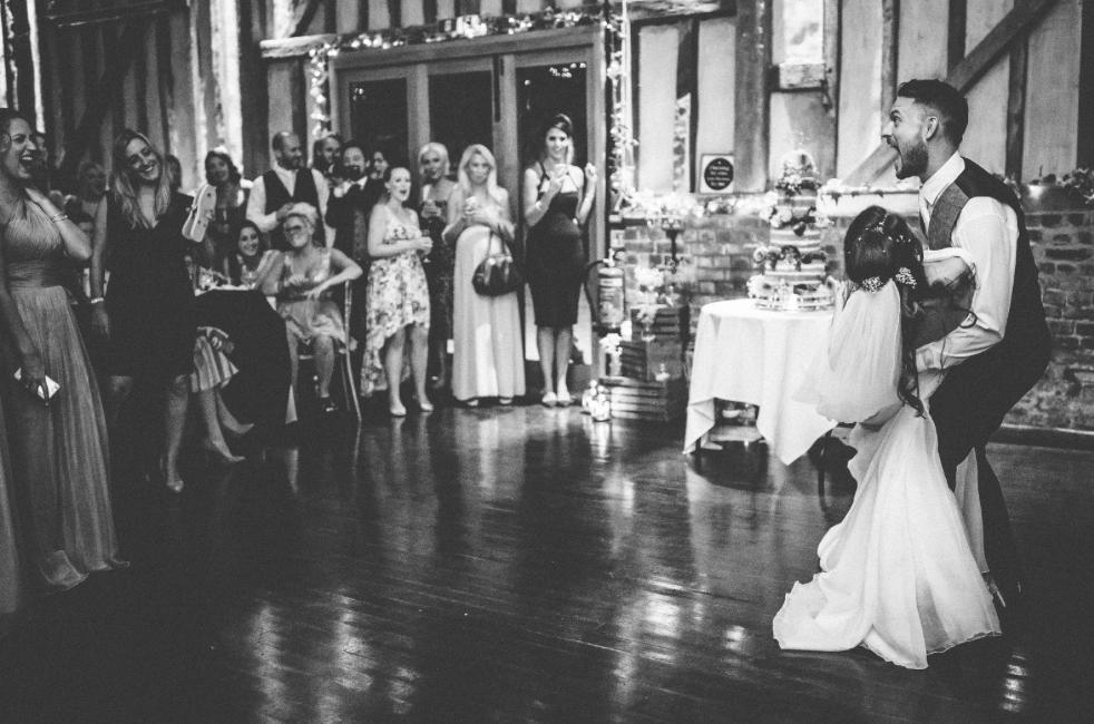 Lillibrooke Manor Wedding Disco