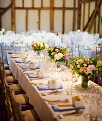 Micklefield Hall Wedding Breakfast