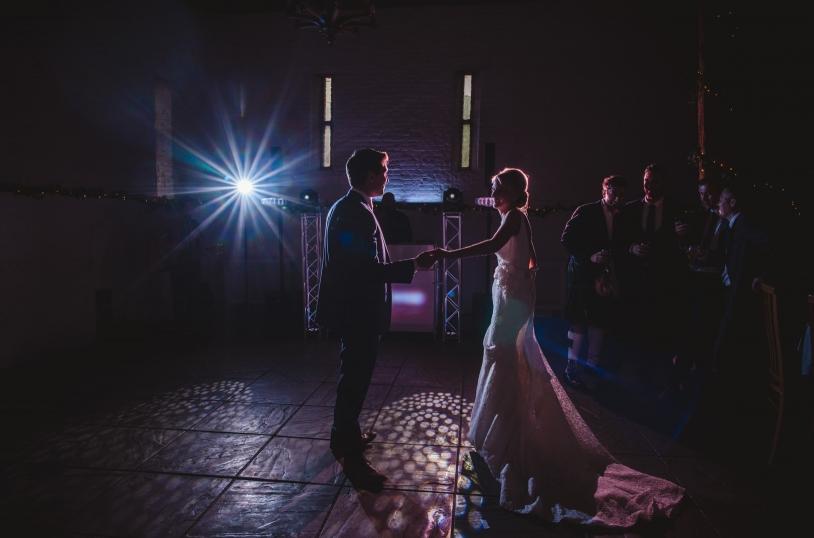 www.smdiscos.com Ufton Court wedding- Barn wedding DJ in Reading