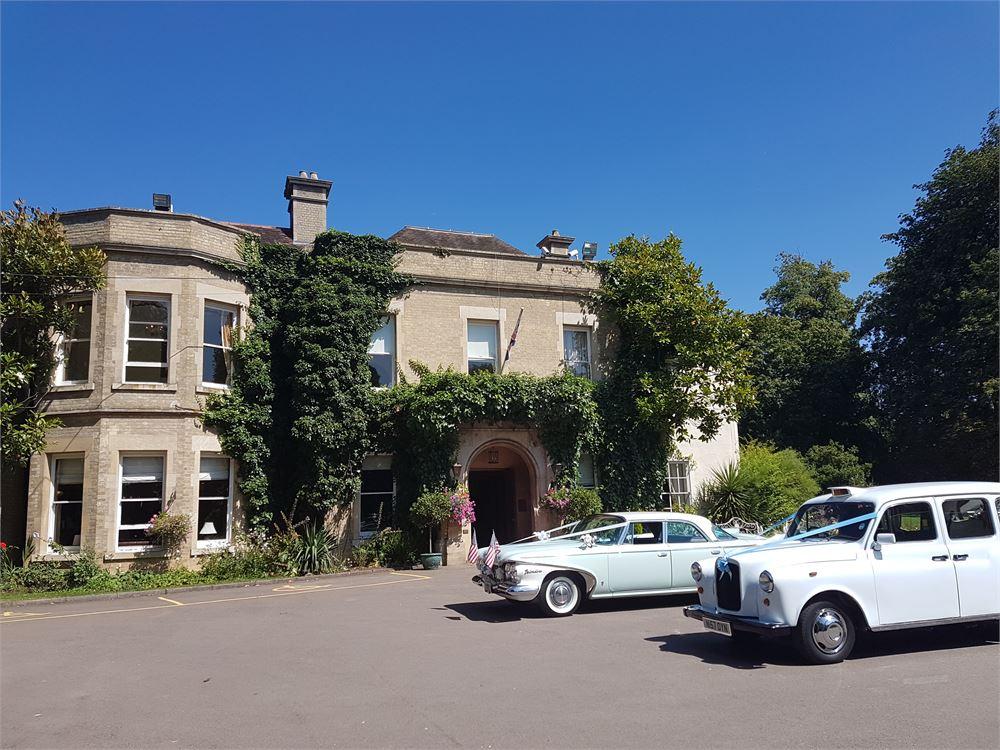 Woodland Manor Hotel Wedding