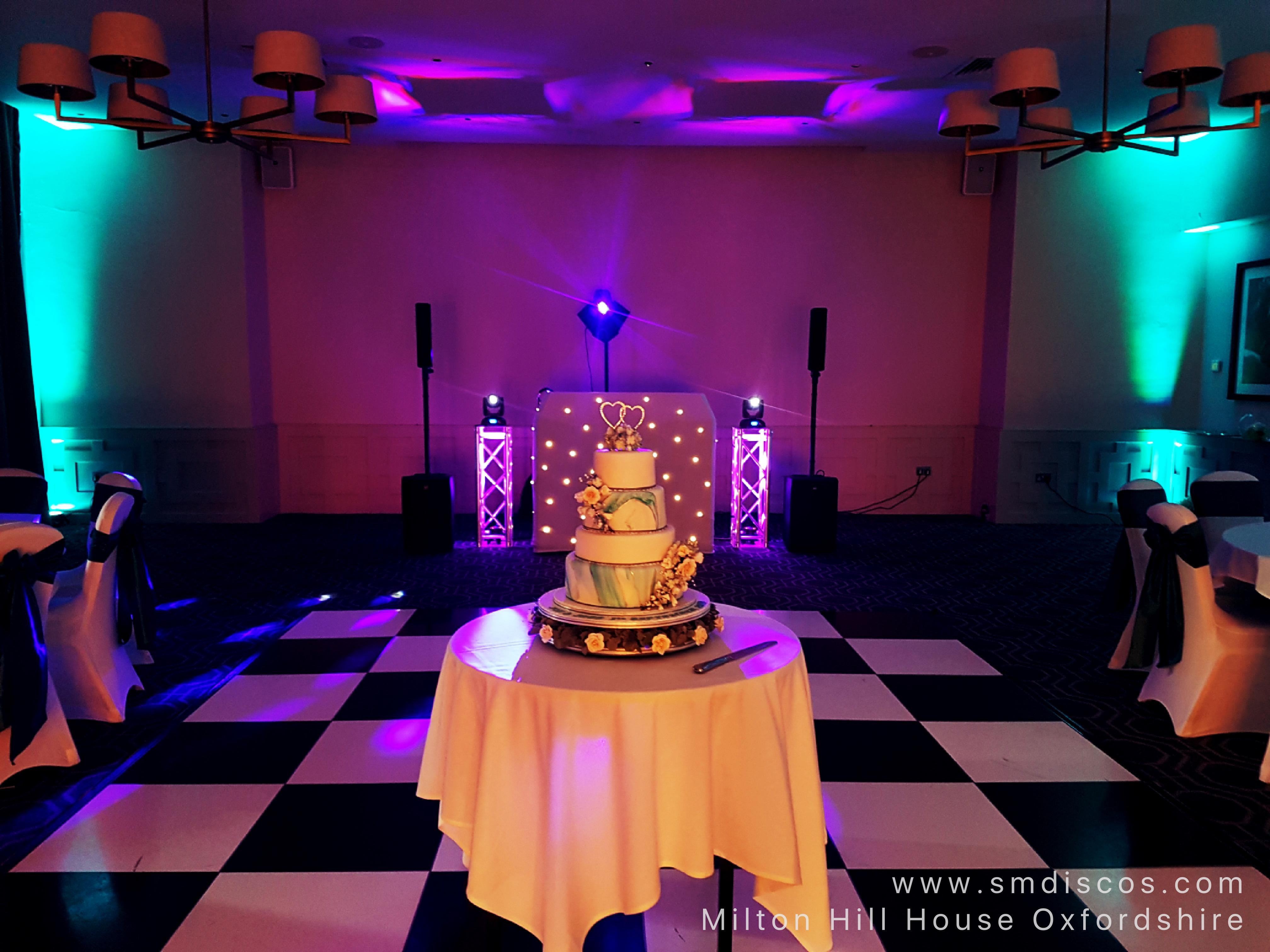 Wedding DJs Milton Hill House