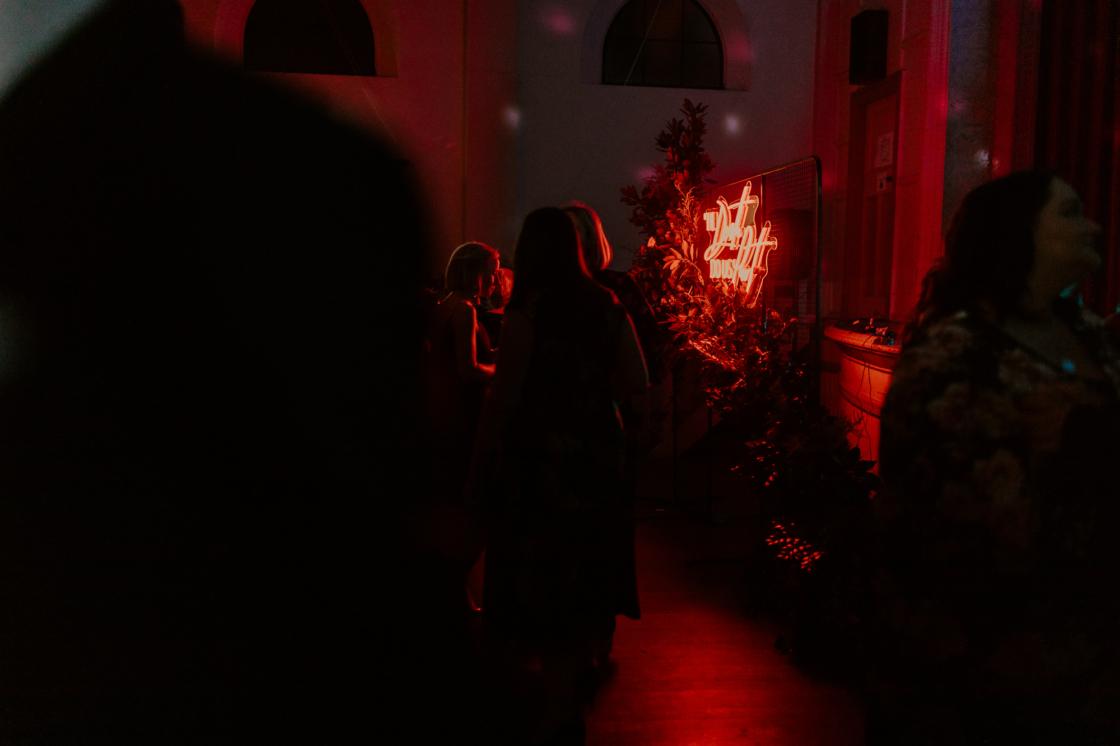 til death neon oxford
