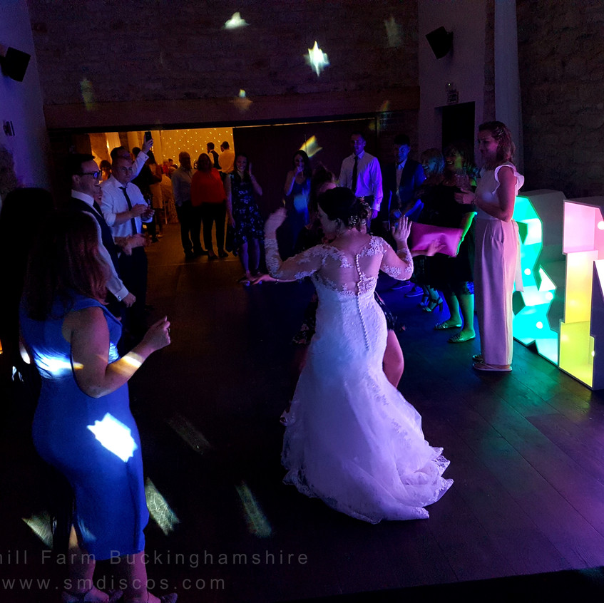 Wedding Party Huntsmill Farm DJ