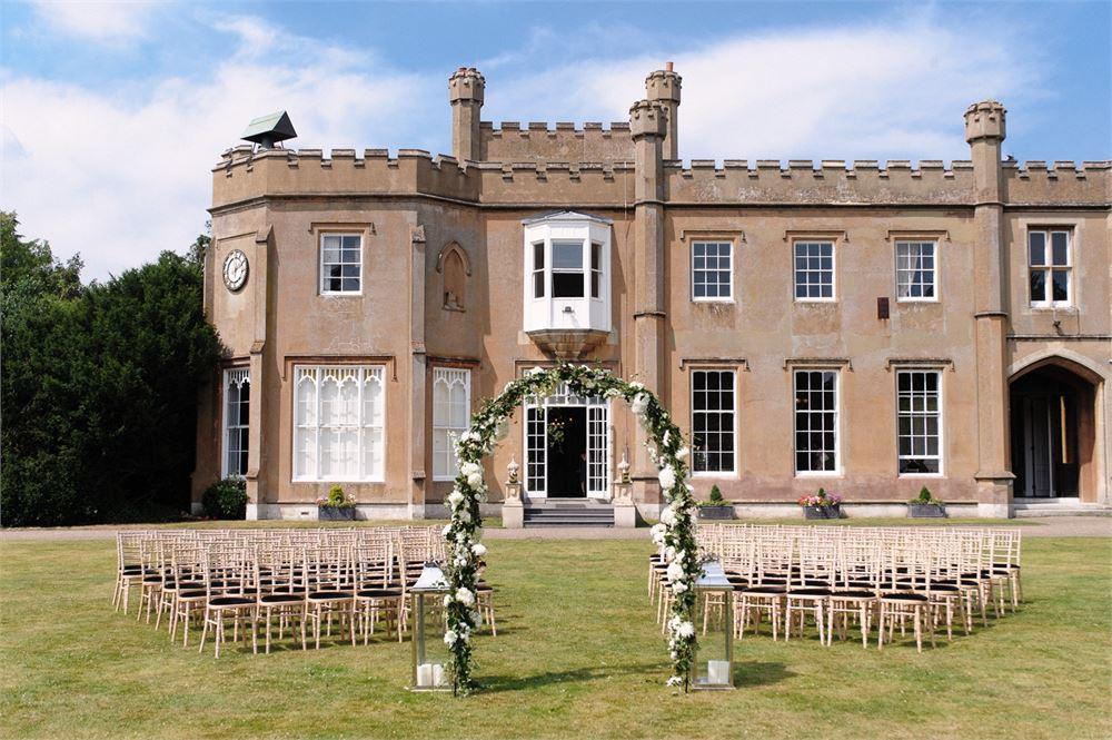 Nonsuch Mansion wedding venue