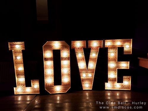 Wedding love letters Aylesbury