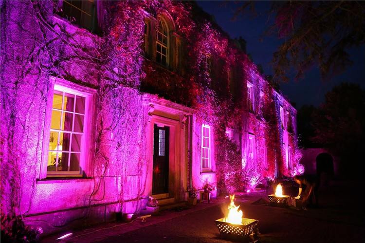 Outdoor uplighting Holbrook Manor.jpg
