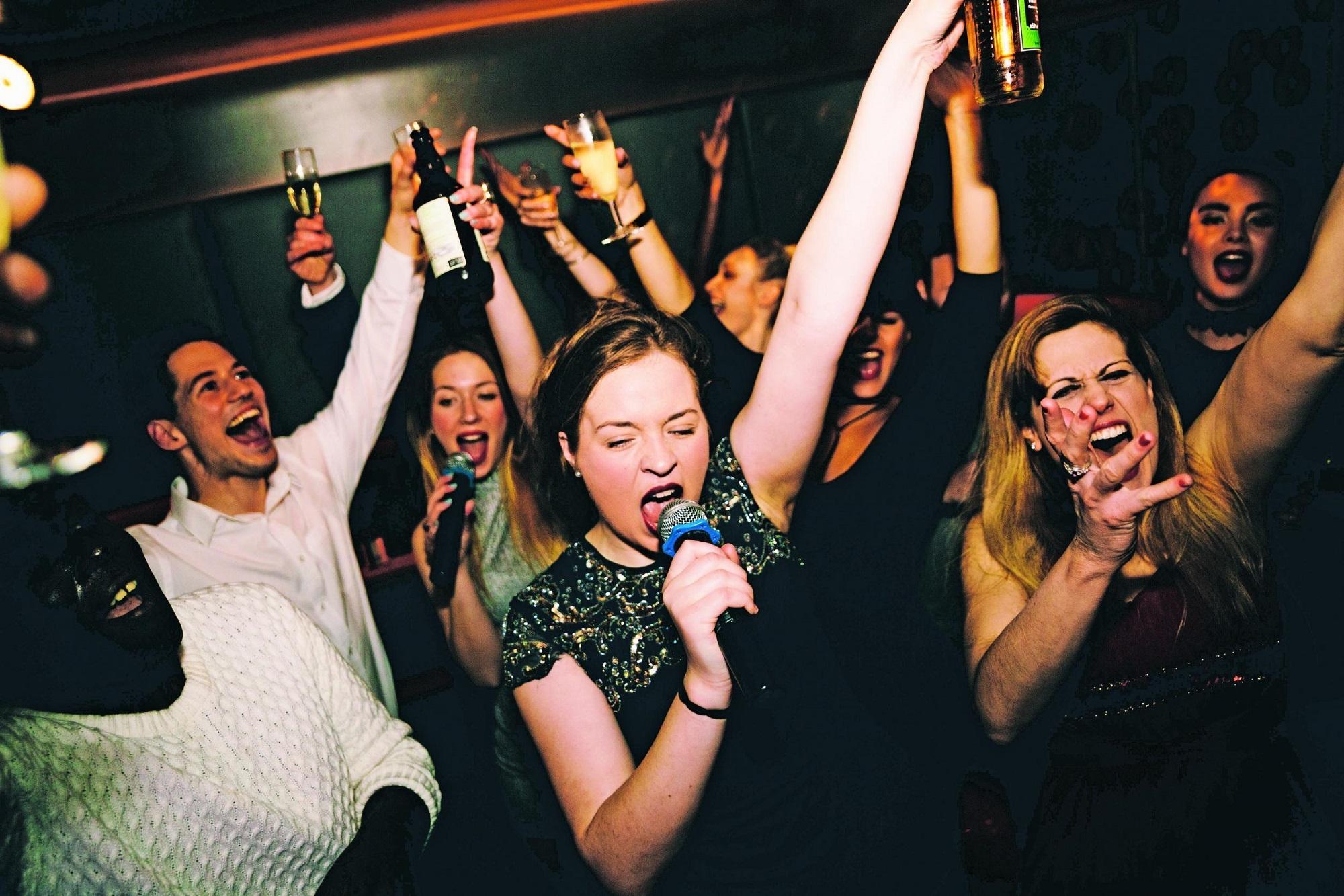 oxfordshire karaoke