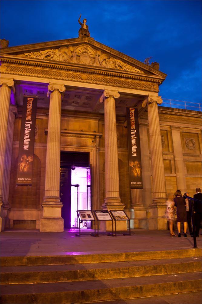 dj hire wedding at Ashmolean Museum