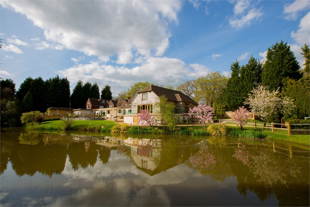 Horsham wedding Brookfield Barn