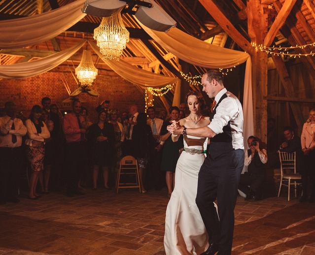 Sulgrave Manor wedding DJ