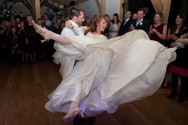 Wedding Disco at Dodford Manor