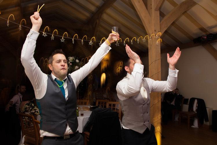 Dodford Manor wedding DJs