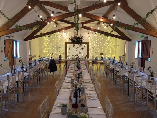 Thame barns centre wedding DJ