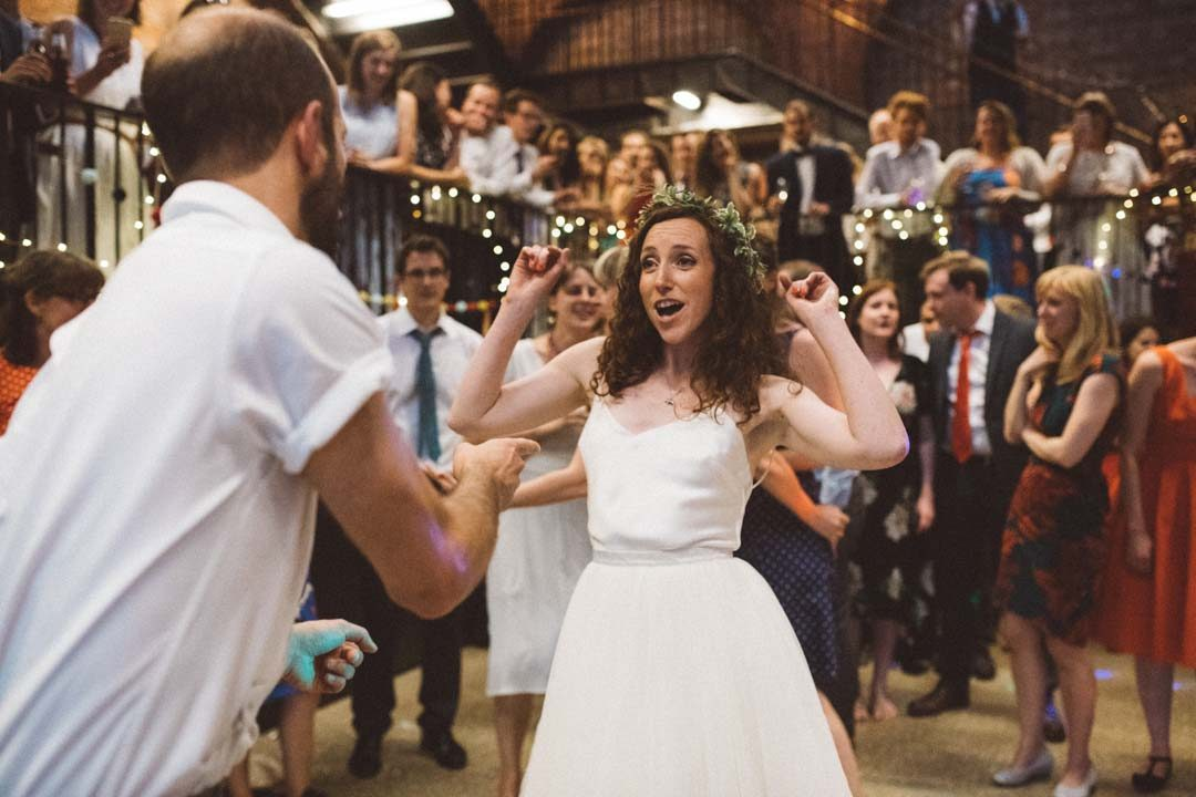 Walthamstow Wetlands Wedding Discos